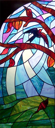 SGO LifeFilm is a great solution for a wide range of decorative glass applications in homes, churches, and businesses.