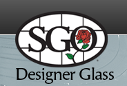 Custom stained glass by SGO Designer Glass